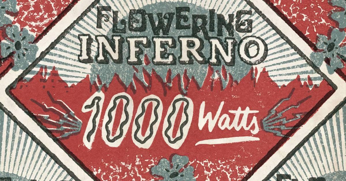 Quantic Presenta Flowering Inferno