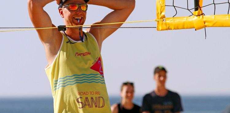 Beachball FEST Oleg Čebialis