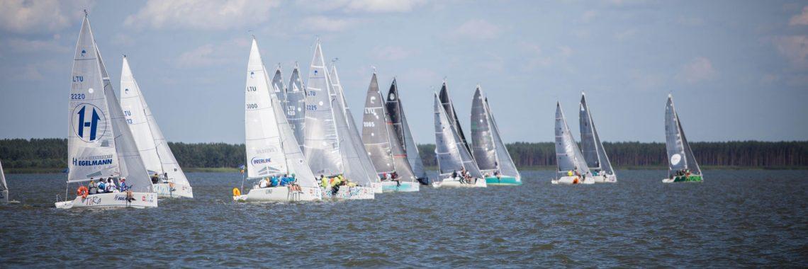 50 Kursiu mariu regata