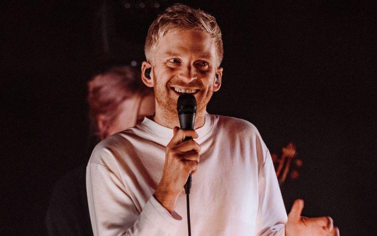 Olafur Arlands koncertas Vilniuje