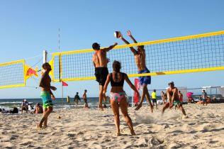 Neringa FM Beachball FEST'19 tinklinio kovos