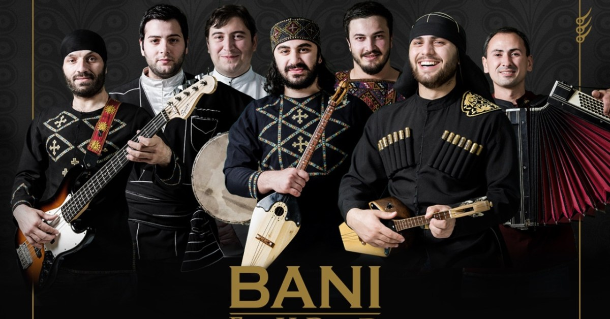 Bani folk band photo