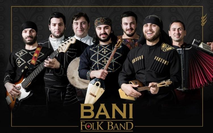 Bani folk band photo