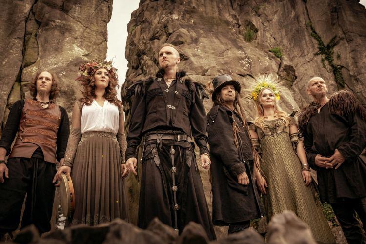 Faun muzikos grupė iš Vokietijos