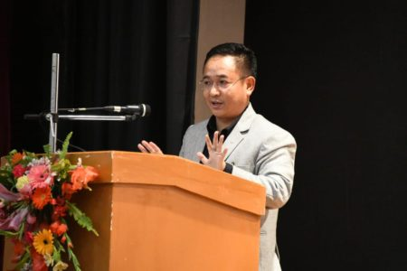 Sikkim CM interacts with doctors on Doctor's Day