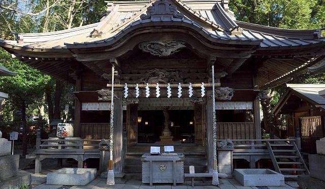 御朱印おやぢ・田無神社で欅坂46長濱えるさんの揮毫を見る