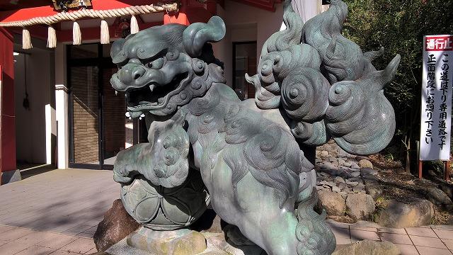 御朱印おやぢ・年末に箱根神社と金色の九頭竜神社を訪ねる