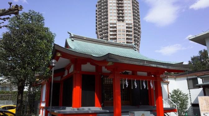 御朱印おやぢ・麻布界隈の3つの氷川神社を歩く