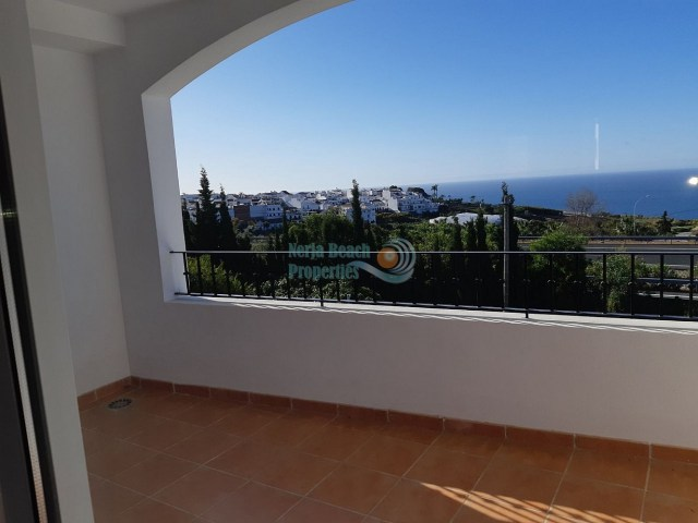 Nerja-Maro brand new townhouse 4 bedrooms large roof terrace for sale