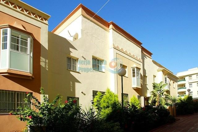 Nerja Torrecilla apartment solarium 2 bedrooms pool