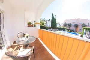 Apartamentos con terraza en Nerja