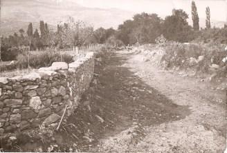 Αγροτικός δρόμος