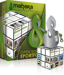 Electronic Portfolio Mahara by Benchmark Connections