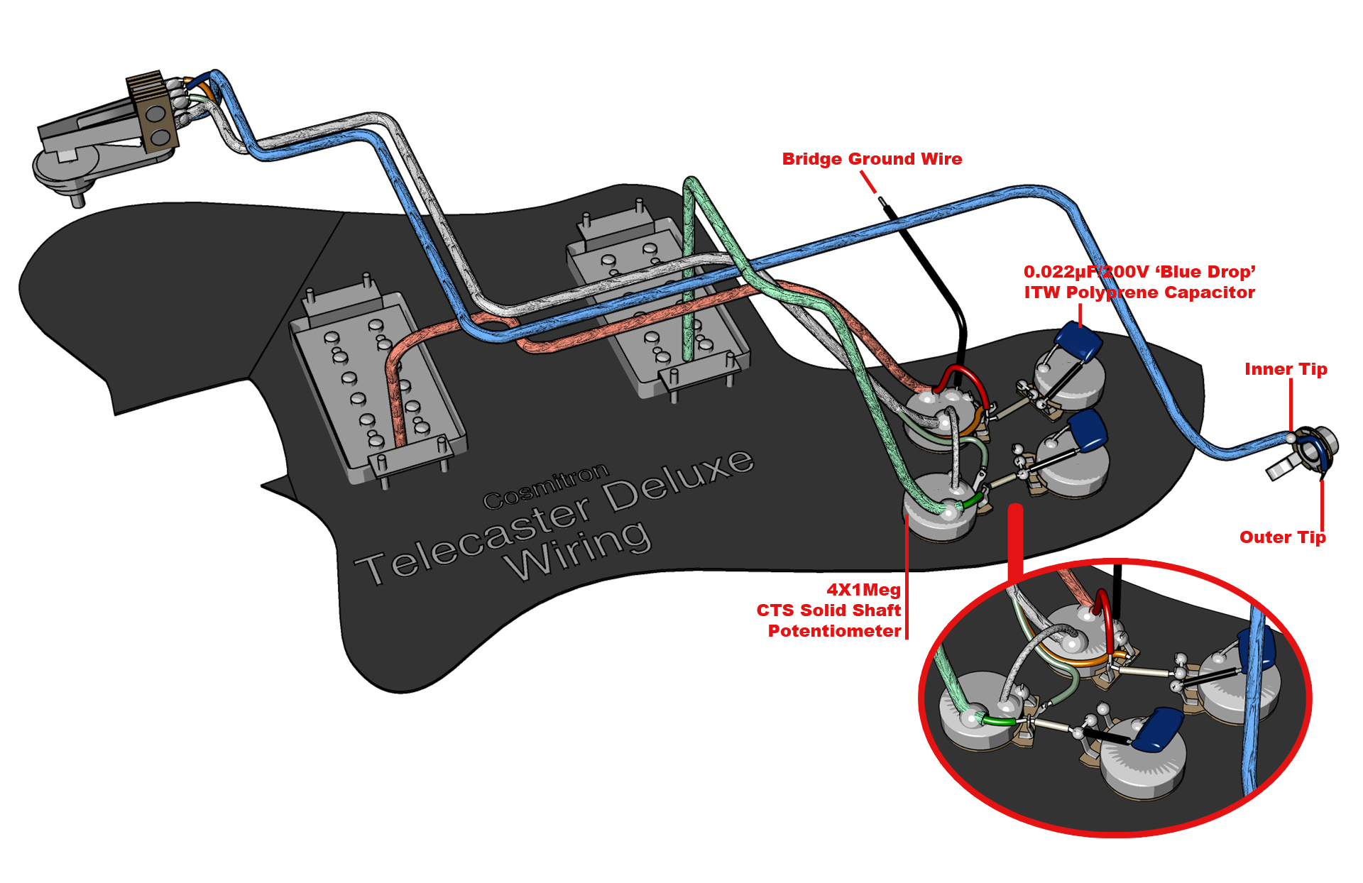 telecaster wire diagram first company wiring help me sort out this 72 76 custom diyaudio