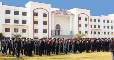 गोयनका पब्लिक स्कूल का प्रतिनिधिमंडल तेजपुर में