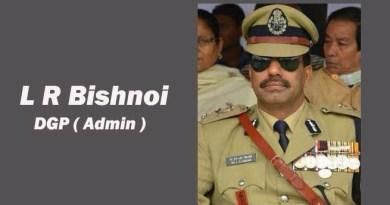 असम पुलिस में व्यापक फेर-बदल