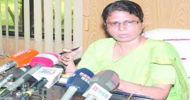 पूर्व मंत्री अजंता नेओग से पूछताछ