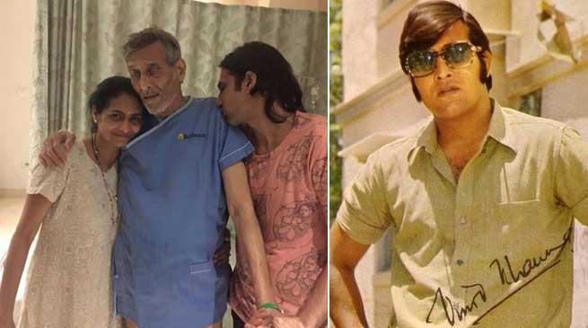 विनोद खन्ना बीमार, अस्पताल से आई तस्वीर हुयी वायरल