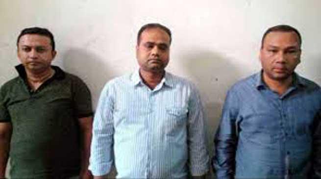 एपीएससी घोटाला, 3 एसीएस अधिकारी गिरफ्तार