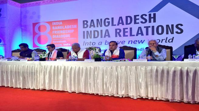 8 वें भारत-बांग्लादेश मैत्री वार्ता का समापन