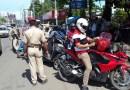 ट्रैफिक कानून का उल्लंघन करने वालों के खिलाफ तेज अभियान
