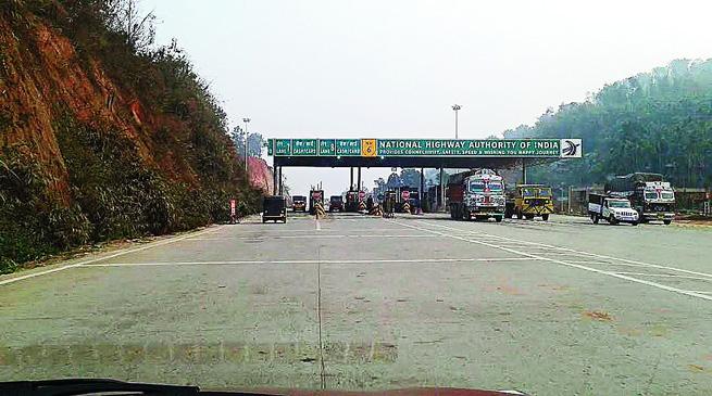 असम में पुनः 11 नए टोलगेट