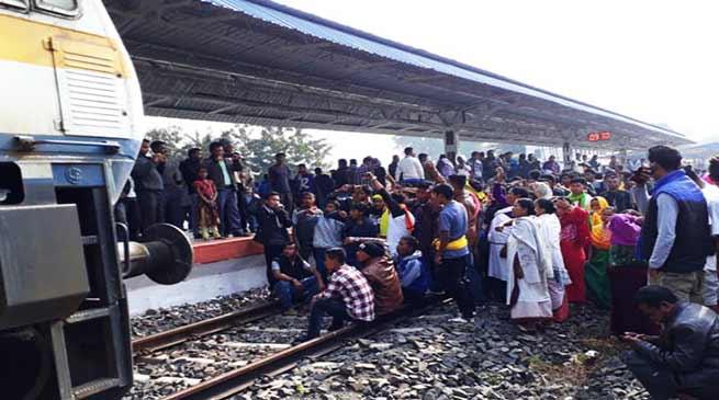 असम: दिमा हसाओ में 48 घंटे का बंद, कर्फ्यू जारी
