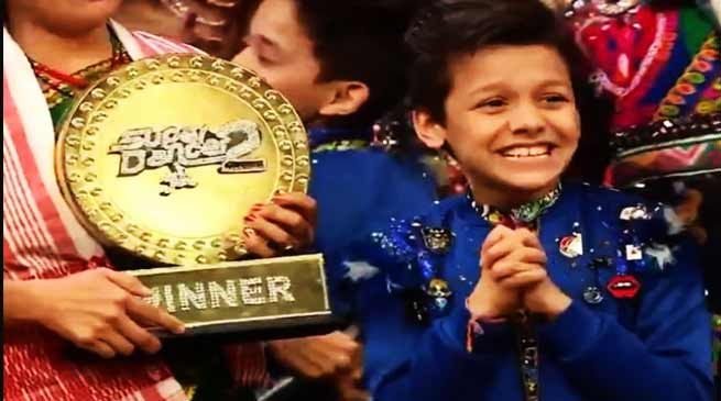 Super Dancer 2 Winner: असम के बिशाल हुए विजेता