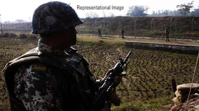 त्रिपुरा-BSF जवान ने 3 साथियों की हत्या के बाद की आत्महत्या