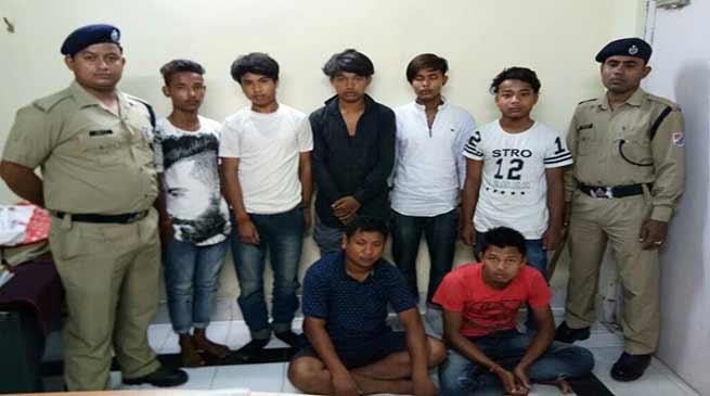 असम: RPF ने दबोचा 2 मानव तस्कर, 5 नाबालिग समेत 10 को करवाया आज़ाद