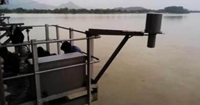 असम: पू.सी. रेलवे ने सराईघाट पुल में जीपीआरएस आधारित जल स्तर की निगरानी प्रणाली स्थापित की