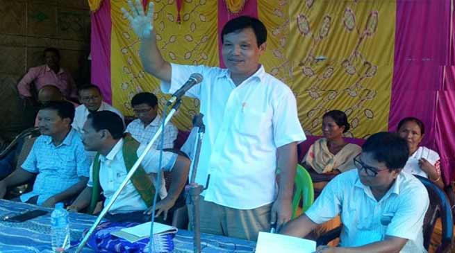 असम: बिटीसी में ठेकेदार राज खत्म करना ज़रूरी-यू जी ब्रह्मा