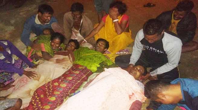 असम: संदिग्ध ULFA उग्रवादियों द्वारा 5 युवकों की हत्या