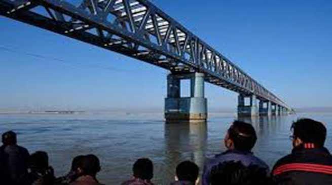 असम का बोगीबील पुल, सेना के लिए सब से बड़ा मददगार साबित होगा