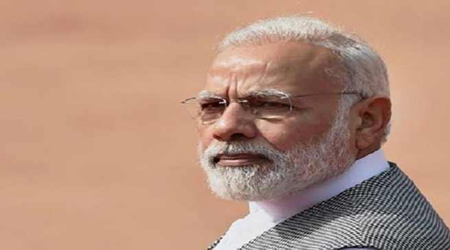 प्रधानमंत्रीनरेंद्र मोदी का कल ईटानगर, गुवाहाटी,और अगरतला दौरा