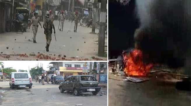 असम: हिंसा के बाद हैलाकांडी में कर्फ्यू, सेना तलब