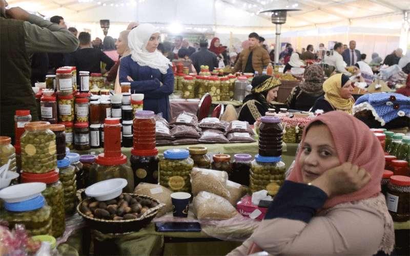 نتيجة بحث الصور عن الرزاز  بمهرجان الزيتون