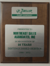 Zoeller Distinguished Service Award - 2011