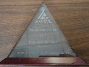 Amtrol Sales Representative of the Year - 2014