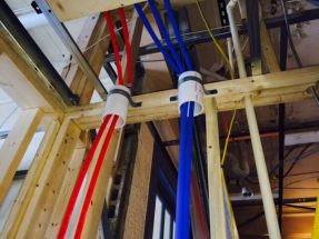 Uponor PEX install at Binghamton Housing Authority