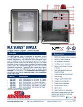 NEX Series Duplex Back
