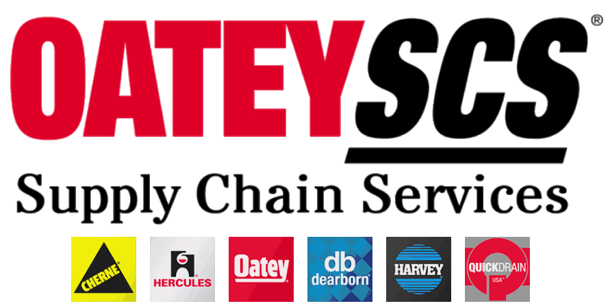 Oatey SCS Logo with brands