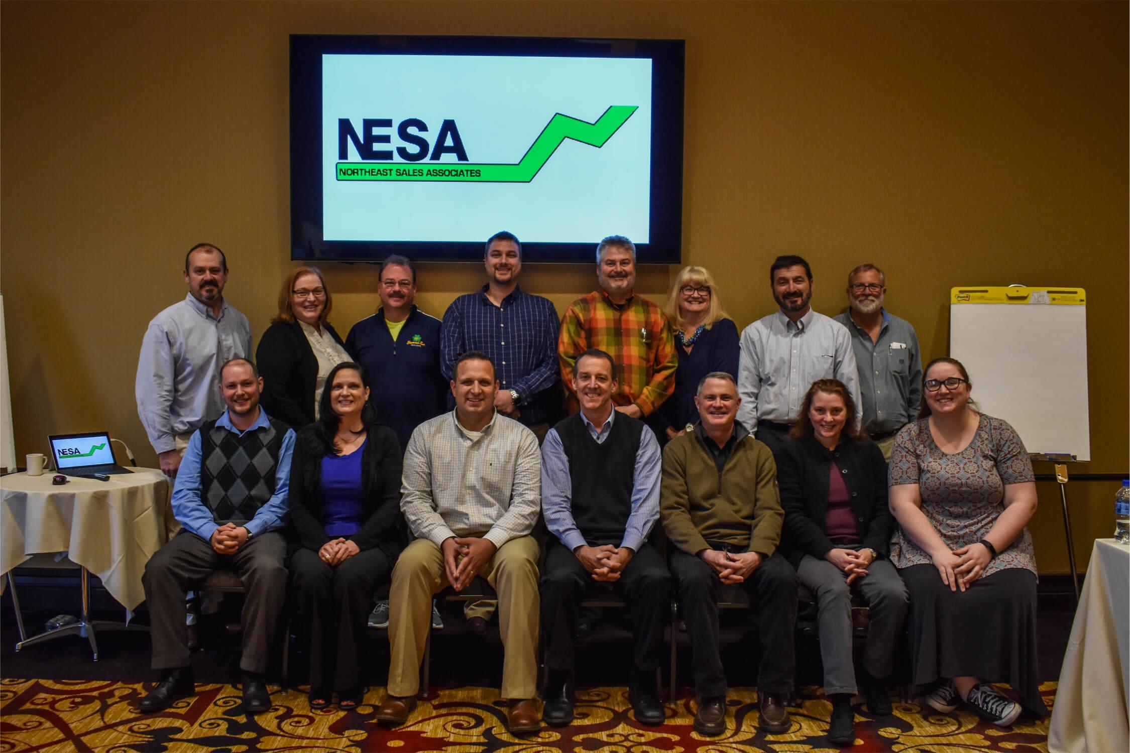 NESA Team Photo