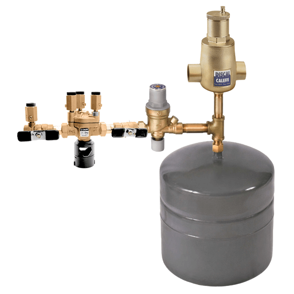 Picture of Caleffi Boiler Trim Kit