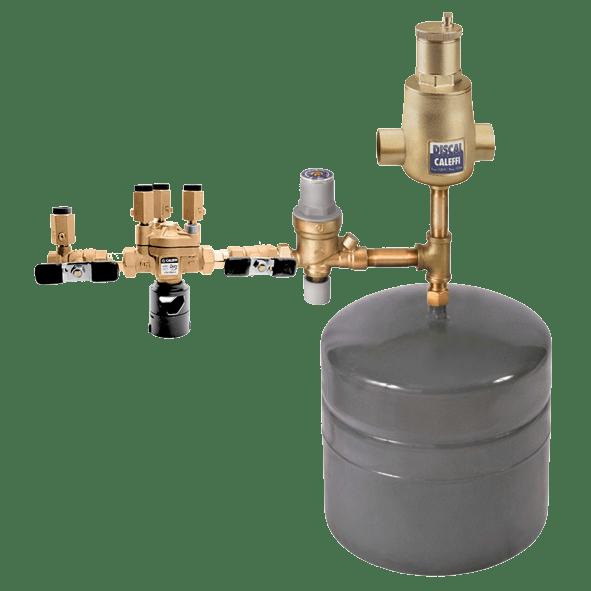 Picture of Caleffi Boiler Trim Kit