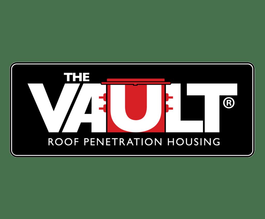 The Vault logo