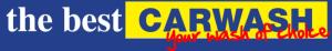 The Best Carwash logo
