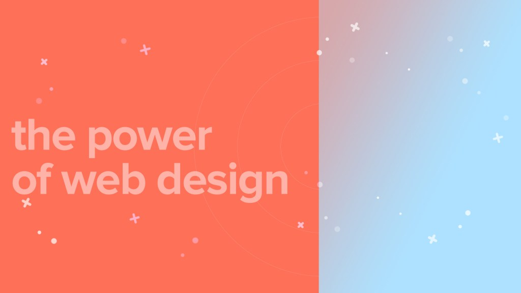 the power of web design