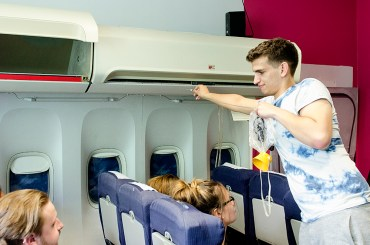 Film location nescot ewell epsom surrey college aircraft cabin mock up