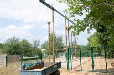 building contemporary climbing sporting